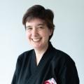 Introducing Nikki Sinclair, 4th Dan Wado Ryu, owner of Red Eagle Martial Artts