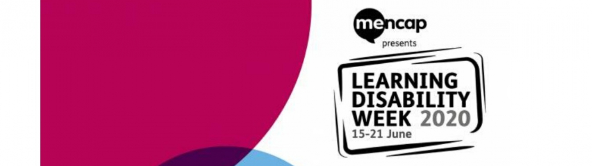 learning disability week logo