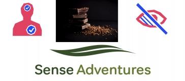 banner for sense adventure chocolate making