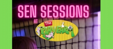 Text says SEN Sessions at The Play Farm