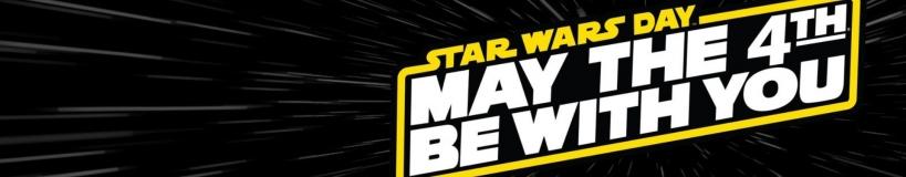 star wars day logo