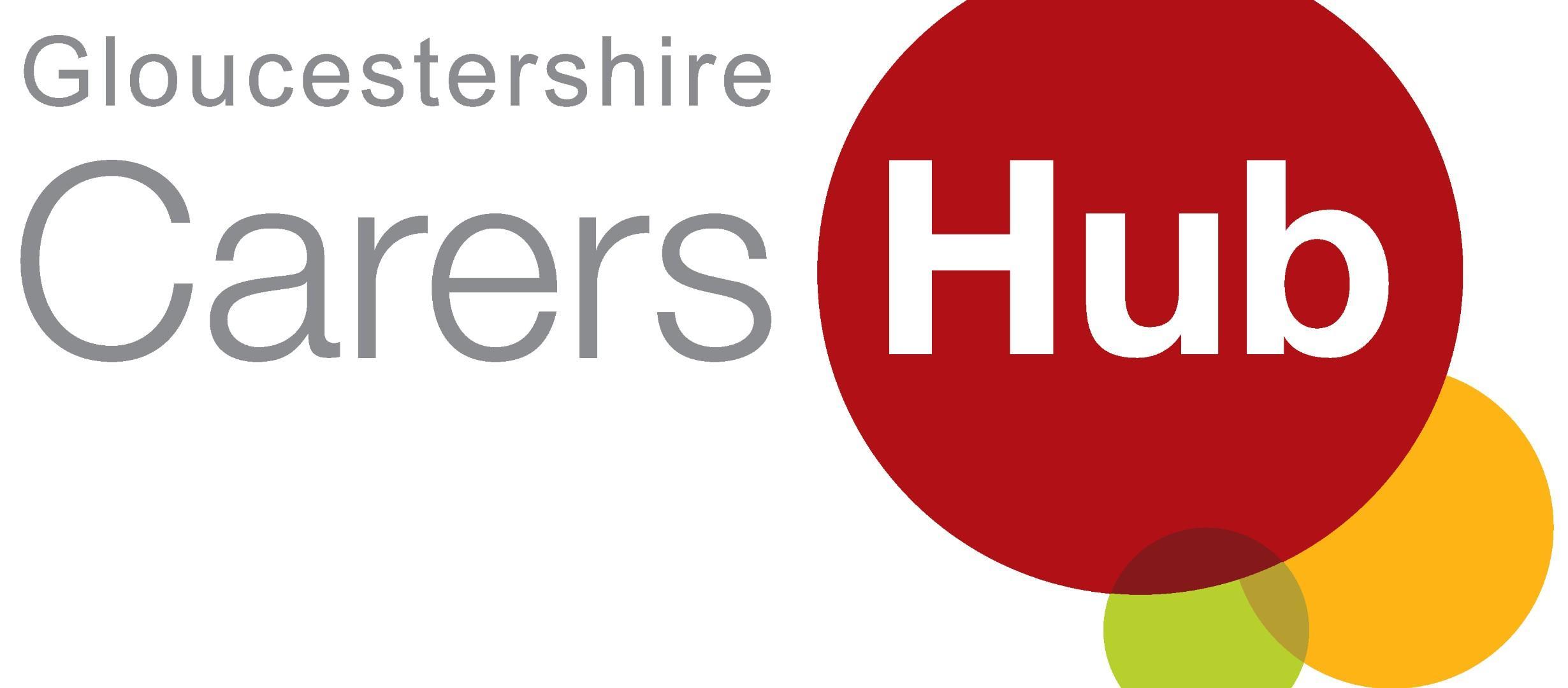 Gloucestershire Carers Hub logo