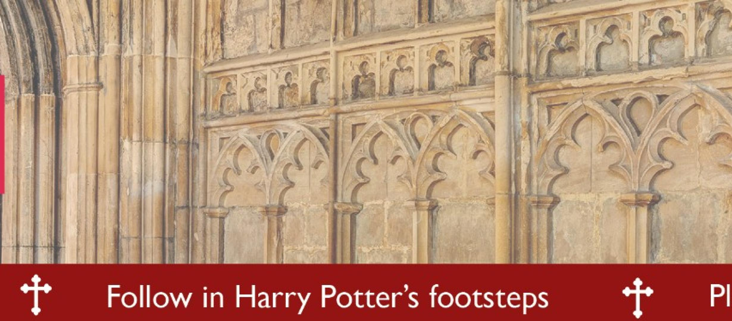 banner for Gloucester cathedral app