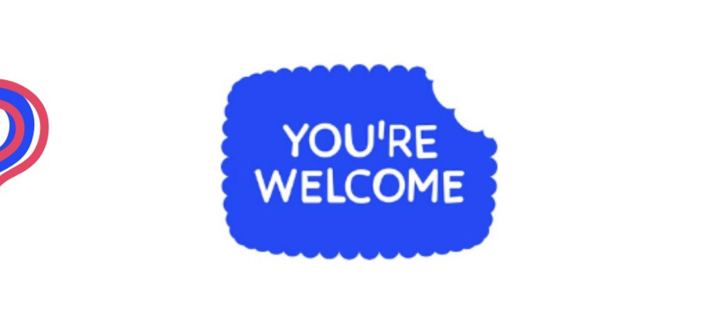 banner for you're welcome quiz