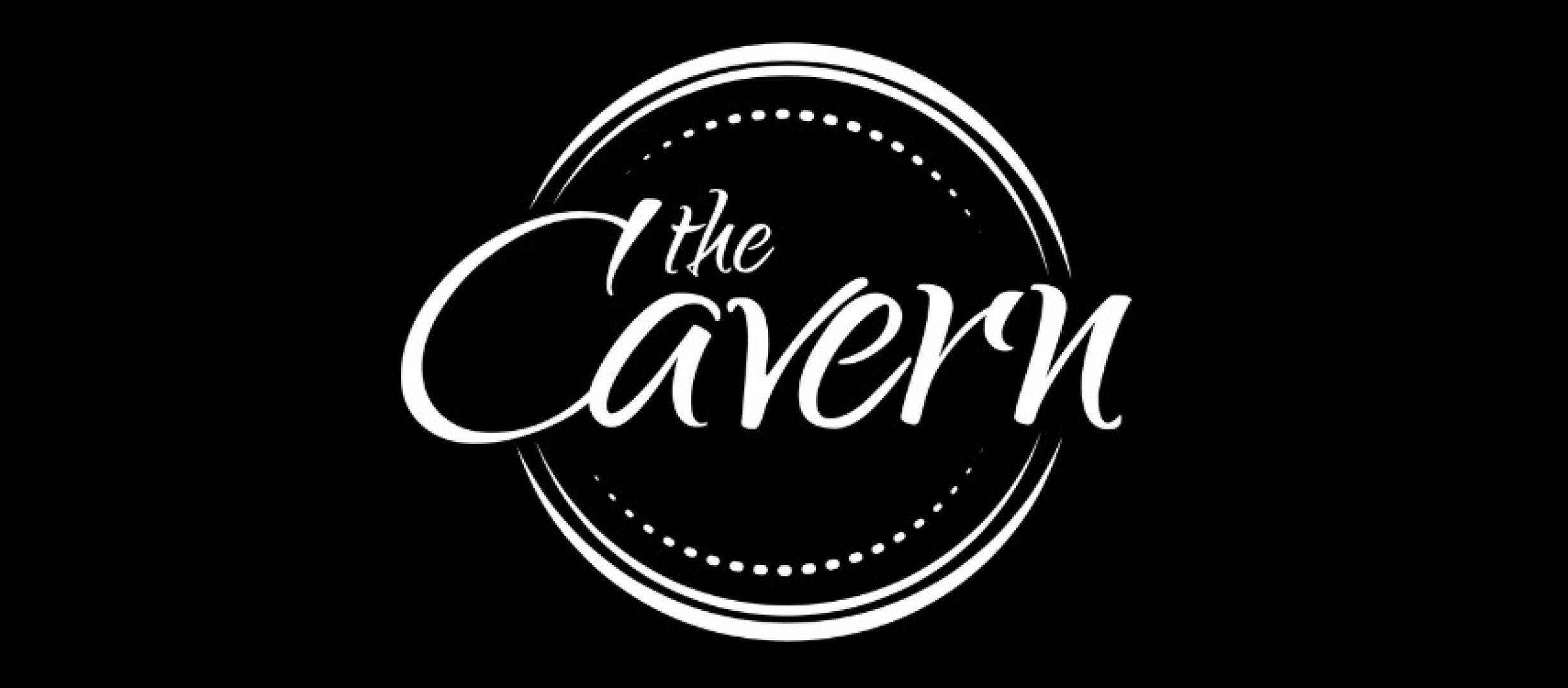 banner for the Cavern