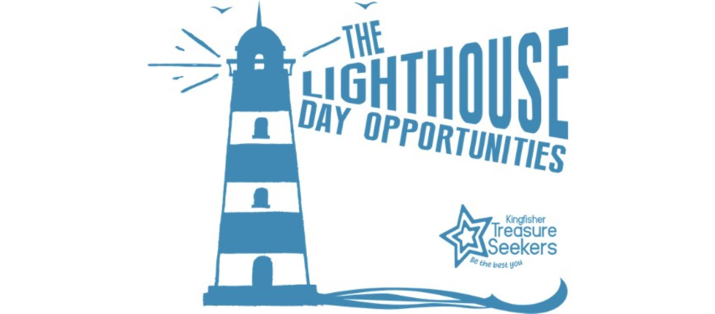 banner for the lighthouse