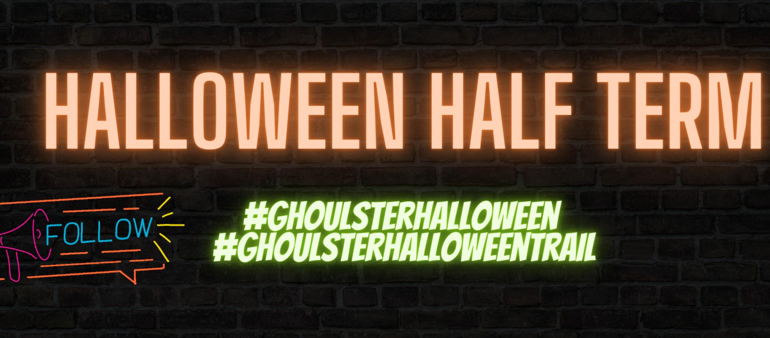 Halloween 2020 at the 'Museum of Ghoulster'