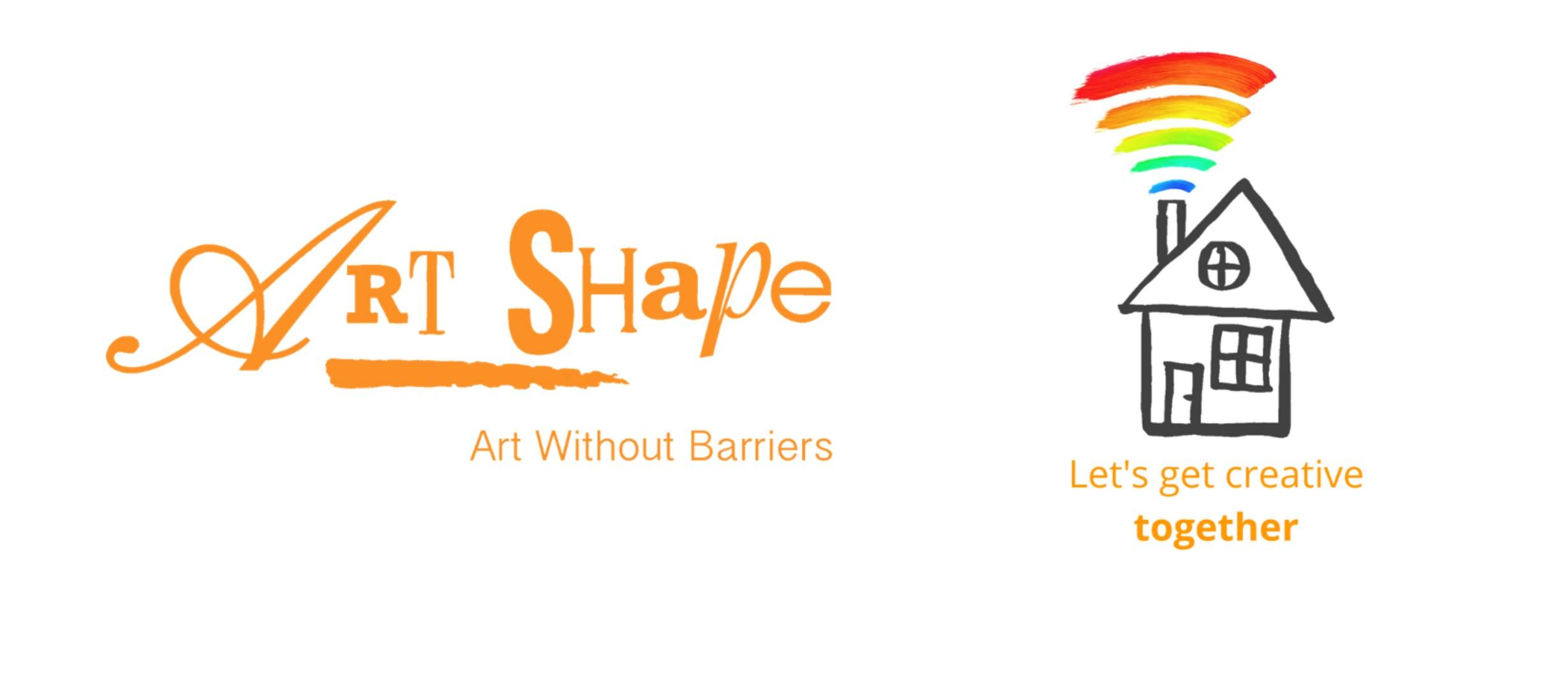 Art Shape Art without barriers lets get creative together