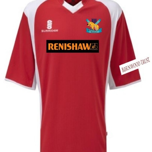 Gloucestershire Growlers Red Playing Shirt