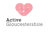Active Gloucestershire logo